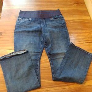 Gap maternity jeans Size 12